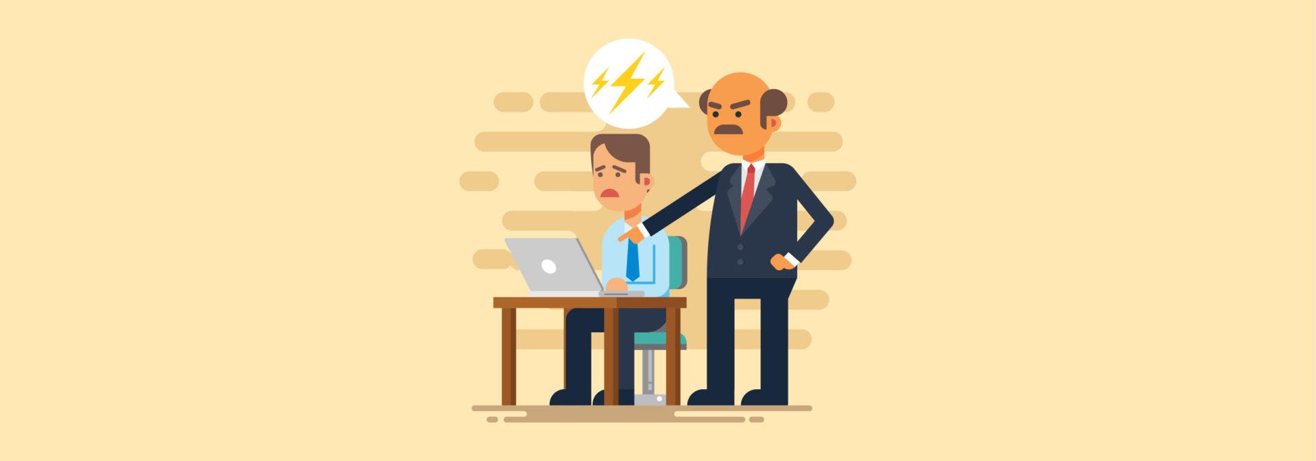 Логотип «Как быстро понять, куда не стоит устраиваться на работу — отвечают эксперты»