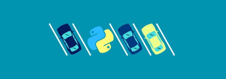 Обложка: Ищем свободное парковочное место с Python и глубоким обучением