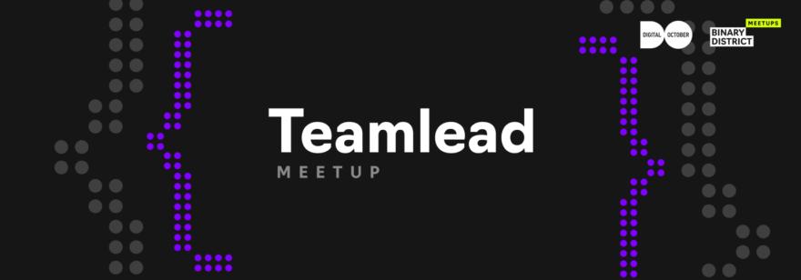 Teamlead Meetup: оценка и мотивация сотрудников
