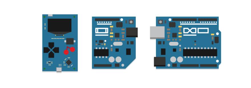 Обложка: Arduino: выбор платы, подключение и первая программа