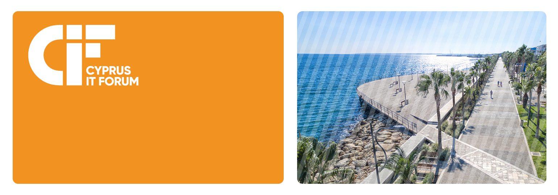 Логотип «Cyprus IT Forum 2019»