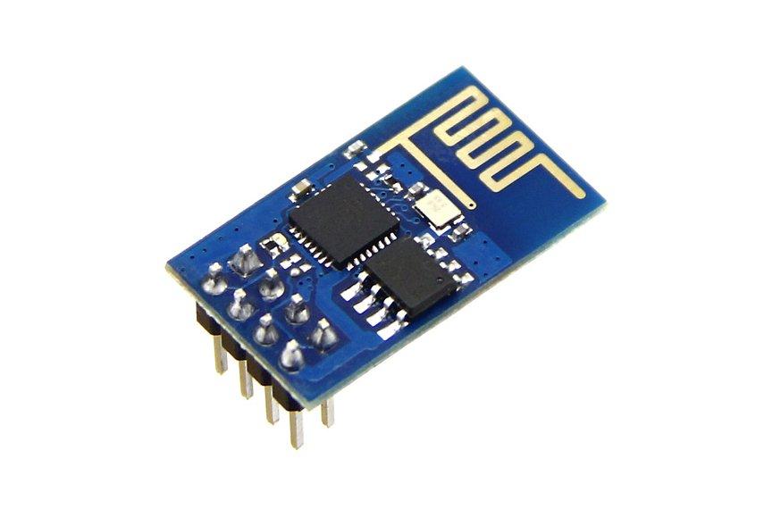 Микроконтроллер ESP-01