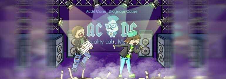 Quality Lab. Meetup: ACDC - Audit Cases | Diagnose Сause