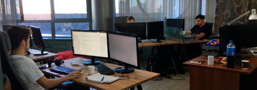 Neurodata Lab Full Stack офис