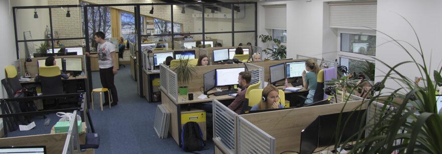 TravelLine офис