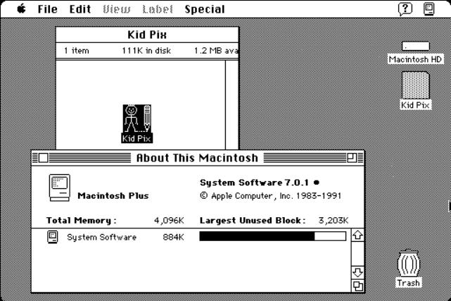Операционная система Macintosh Classic