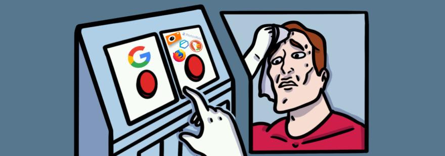 Обложка: Чем заменить продукты Google: подборка альтернатив, которые не будут за вами следить