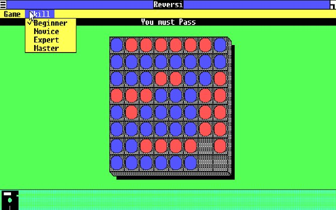 Операционная система Windows 1.01