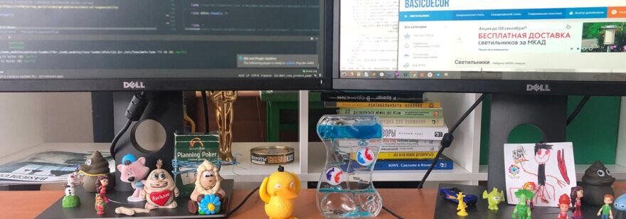 PHP разработчика ищет BasicDecor