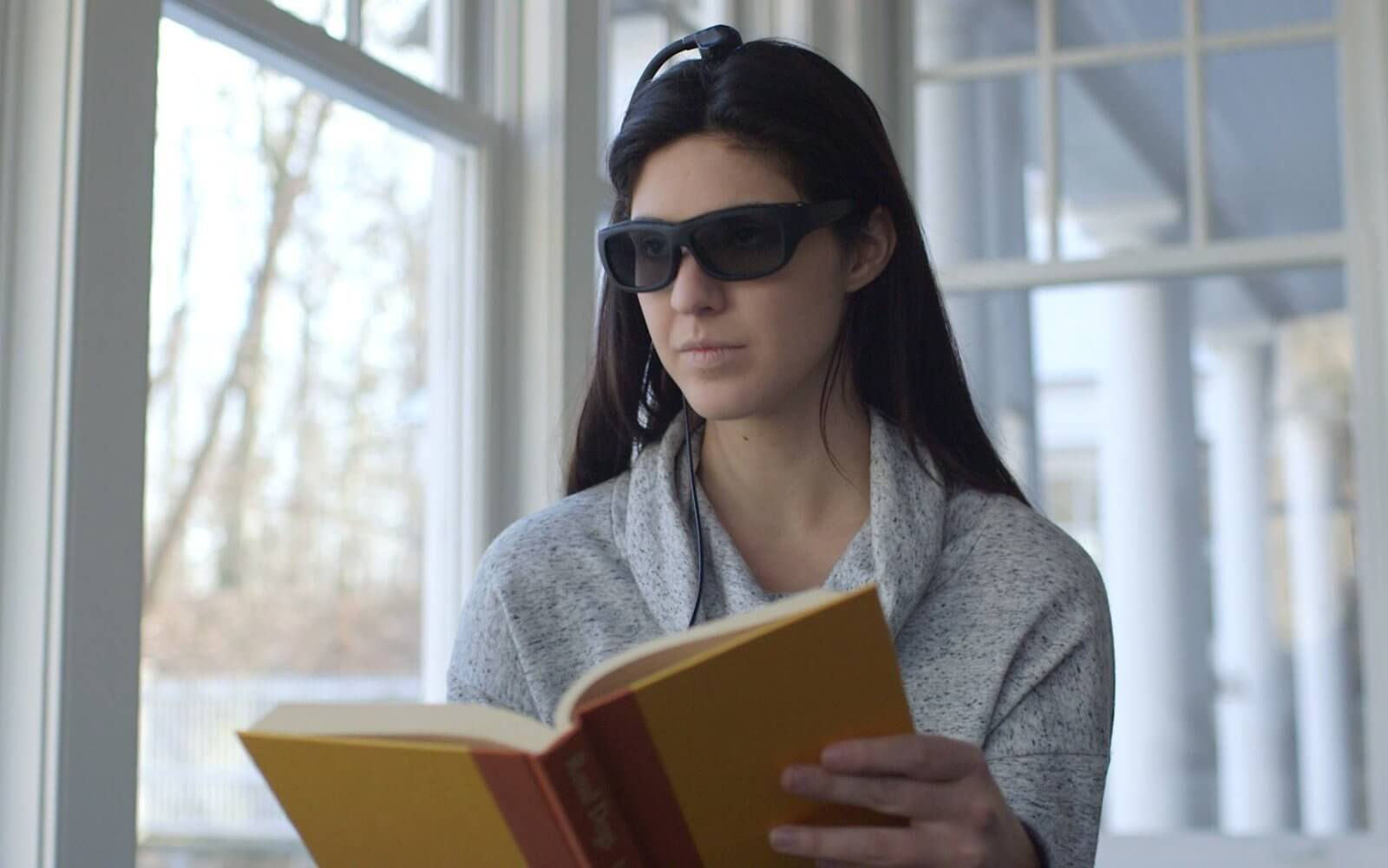 Очки для тренировки концентрации