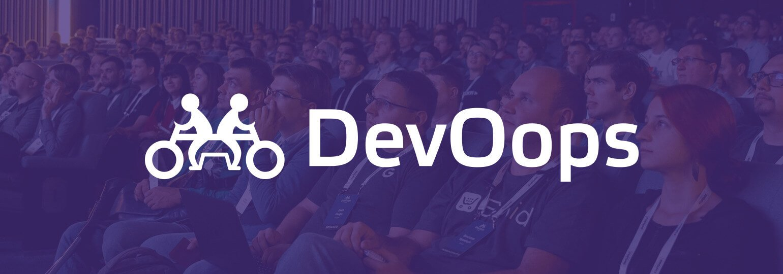 Логотип «Конференция DevOops 2020 Moscow»