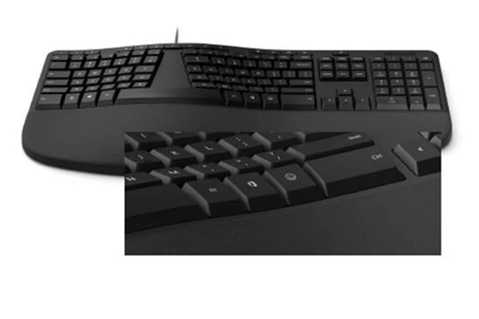 Клавиатура Microsoft Kili