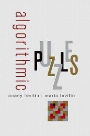 Обложка книги ««Algorithmic Puzzles», Anany V. Levitin, Maria Levitin»