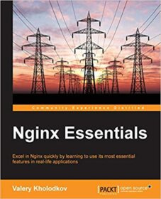 Обложка книги ««NGINX Essentials», Valery Kholodkov»
