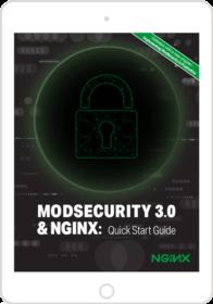 Обложка книги ««ModSecurity 3.0 and NGINX: Quick Start Guide», Faisal Memon, Owen Garrett, Michael Pleshakov»