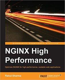Обложка книги ««NGNIX High Performance», Rahul Sharma»