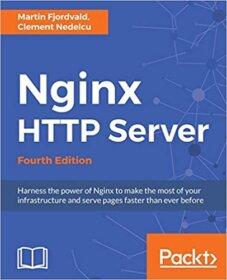 Обложка книги ««NGINX HTTP Server», Martin Fjordvald, Clement Nedelcu»