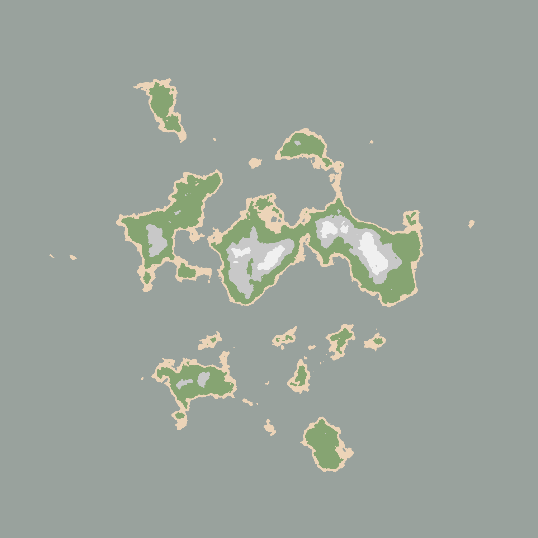Basic Island Generator