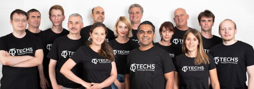 Обложка: TECH5
