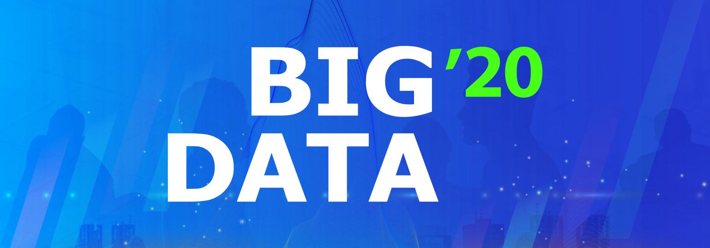 Логотип «Форум BIG DATA 2020»
