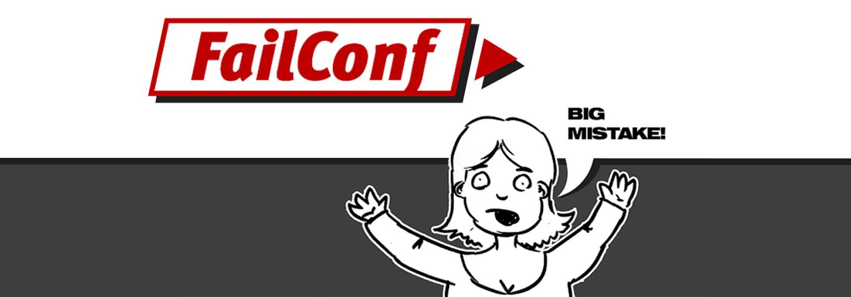 Логотип «Конференция FailConf 2020»