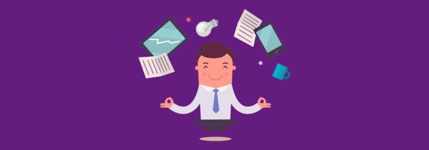 Обложка: Вебинар «Джедайская техника удаленной работы или день из жизни современного сотрудника»
