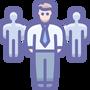 Обложка статьи «Не только разработчики: типичная структура компании по разработке ПО»