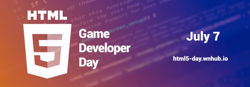 HTML5 Game Developer Day