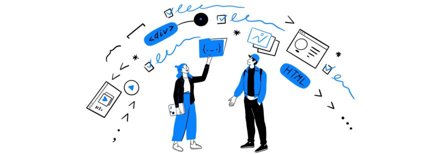 Обложка: «Уже хорошо разбираюсь в IT, как поделиться знаниями с новичками?» Способ для мидлов и старше